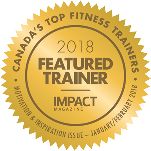 2018 Featured Trainer Imapact Magazine.